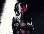 Bugatti Type 57 SC Atlantic Coupé Imagined as Contemporary Concept Car
