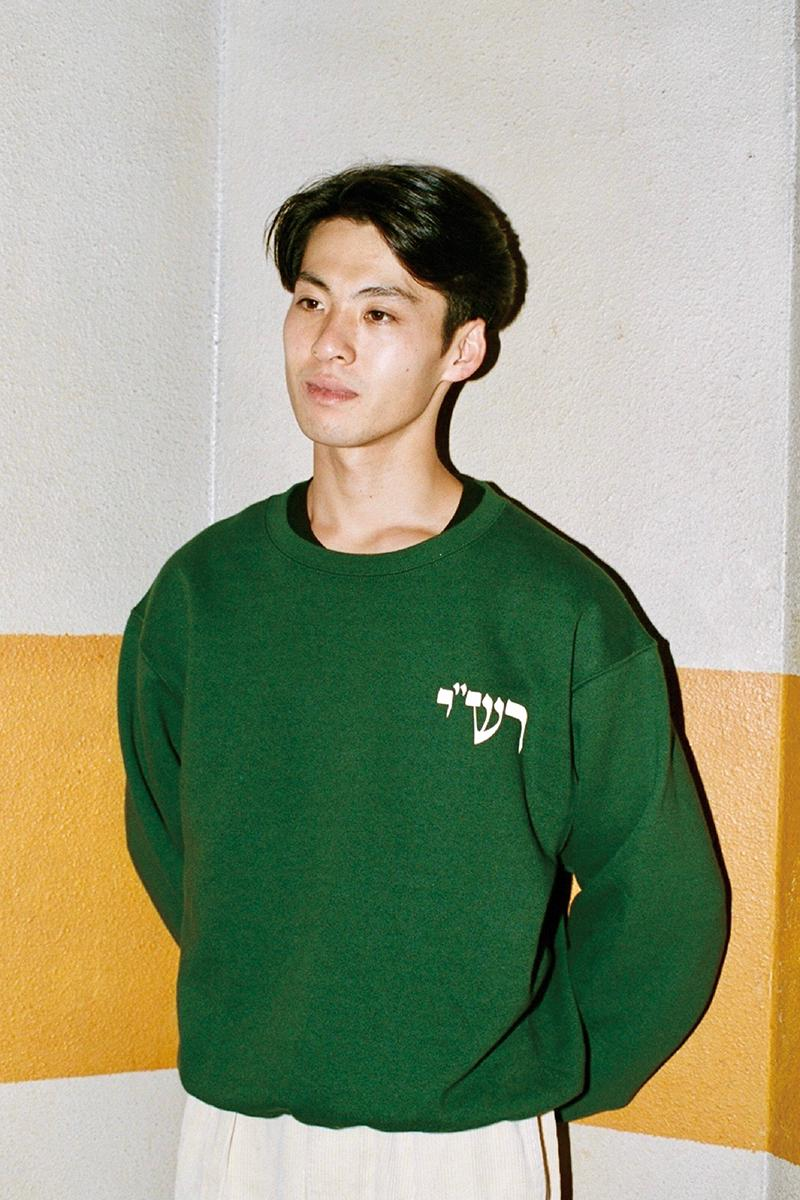 CABARET POVAL's FW20 Collection Combines Skate With Ivy League Lookbook skateboarding fashion
