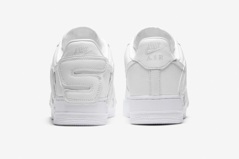 Cactus Plant Flea Market x Nike Air Force 1 Low Official Images White DD7050-100 Release Date September 10 2020 HYPEBEAST Kicks Footwear Collab Collaboration Drops