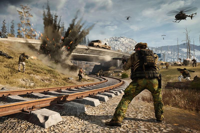 Call of Duty: Warzone Coming to Mobile Activision Call of Duty: Mobile Apple Google Play Android App Store