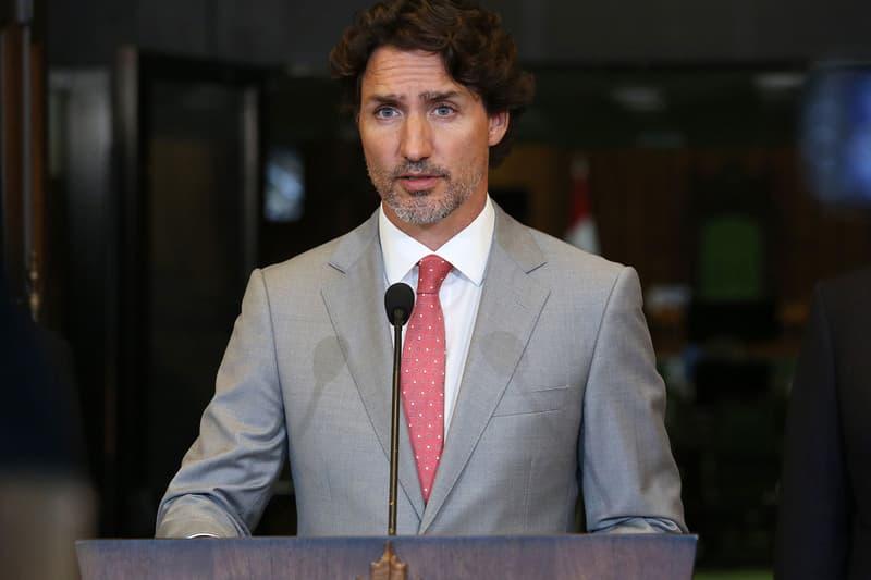 Prime Minister Justin Trudeau Announces $221M CAD Aid Program for ...