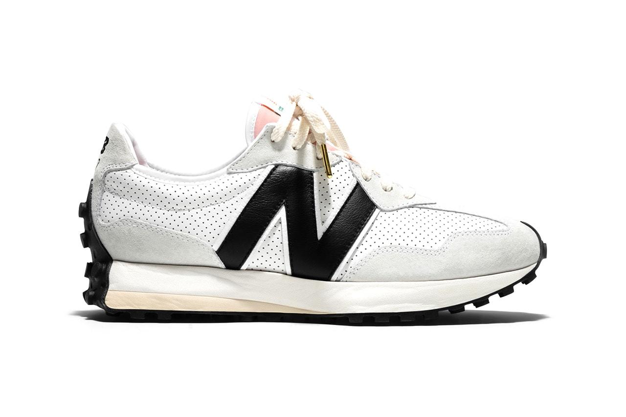 獨家近賞 Casablanca x New Balance 327 第二波聯名鞋款系列