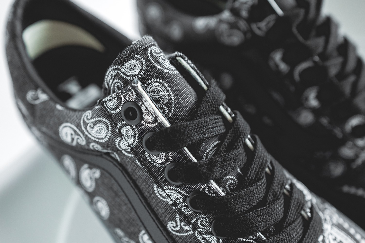 Case Study x Vault by Vans Paisley Old