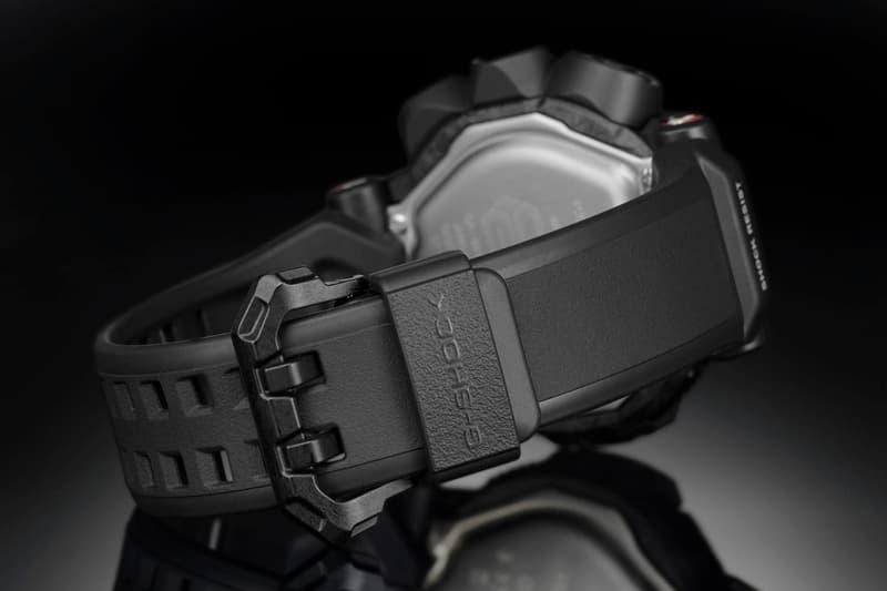 Casio G-SHOCK New GRB200 GRAVITYMASTER Watches collection series aviation professionals blue orange black carbon core ground