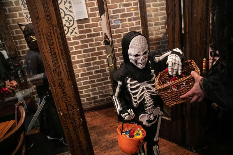 CDC Coronavirus Guidelines Halloween Día de los Muertos Thanksgiving Info