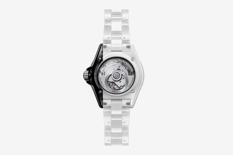 Chanel 12 Paradoxe Watch Info Ceramic watches Paris wrist watch fashion hodinkee accessories mechanical watches