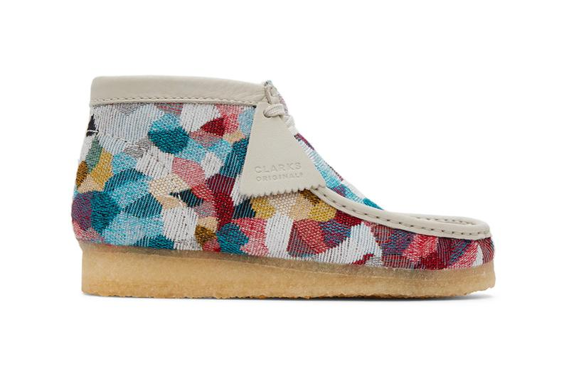 Clarks Originals Multicolor Wallabee Desert Boots release UK footwear British Footwear Classic shoes boots