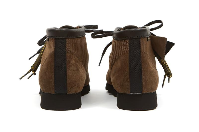 Clarks Originals gore-tex Wallabee boot fall winter 2020 release information goodhood winter boots