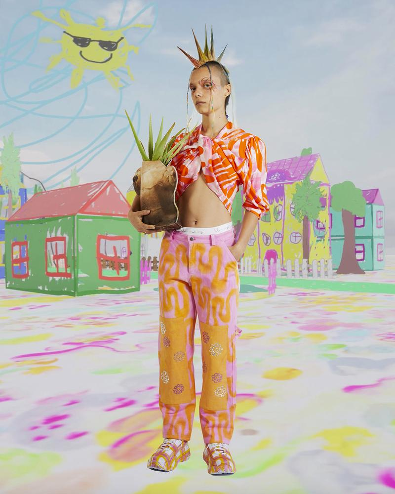 Collina Strada Spring/Summer 2021 Collection lookbook ss21
