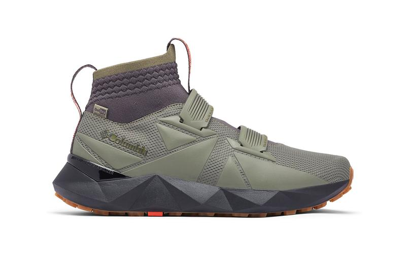 Facet™ 45 OutDry™ Technical Hiking Sneaker Columbia Facet 45 OutDry trail shoes sneakers hiking outdoors waterproof omni grip