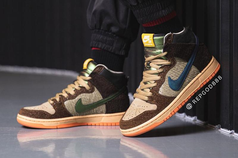 concepts nike sb skateboarding dunk high pro duck official release date info photos price store list buying guide