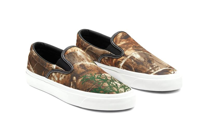 Converse One Star Slip Pro Realtree menswear streetwear spring summer 2020 collection ss20 shoes sneakers kicks slipons runners trainers
