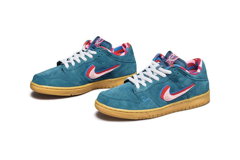 cult canvas sneaker sale Sothebys nike dunk high low Jeff staples rare sneakers how much