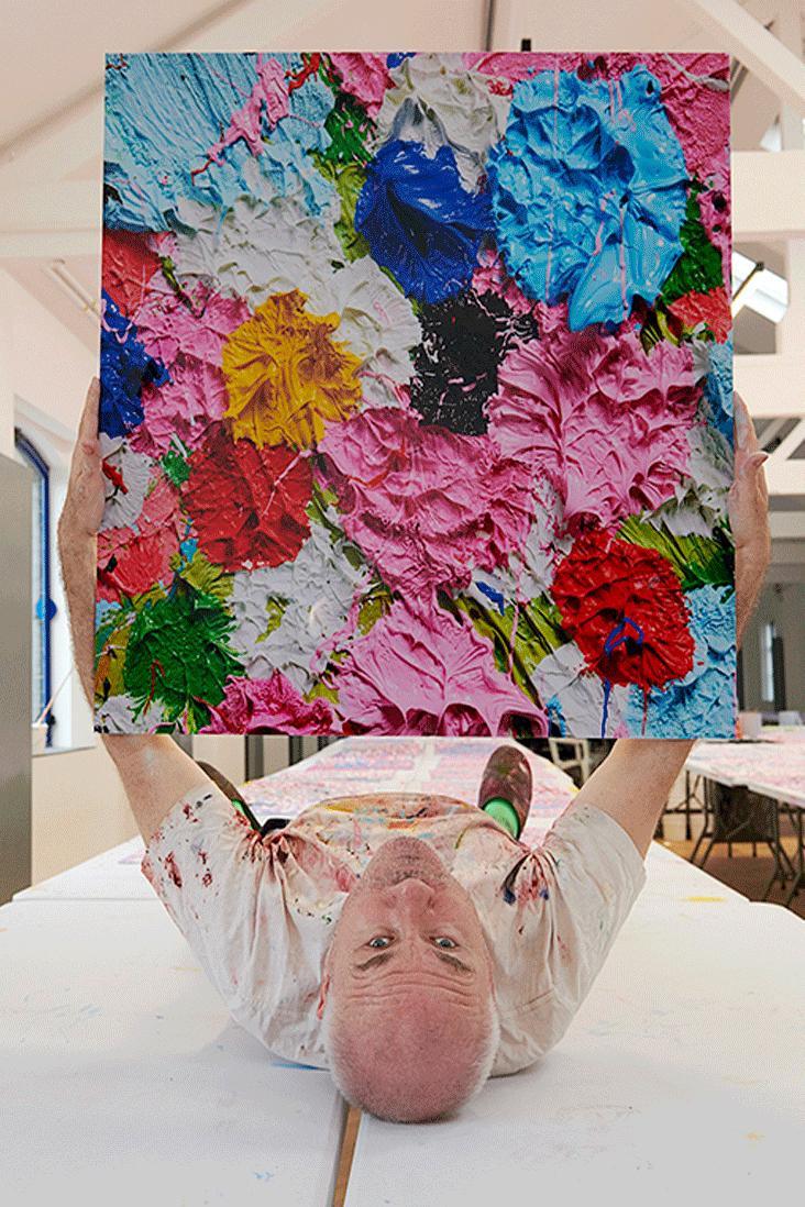 damien hirst save the children charity prints fondazione prada editions artworks collections