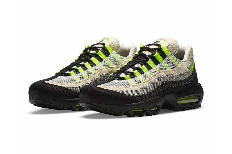 Denham Nike Air Max 95 Air Max 90 DD9519-001 CU1646-400 Release footwear sneakers denim kicks shoes