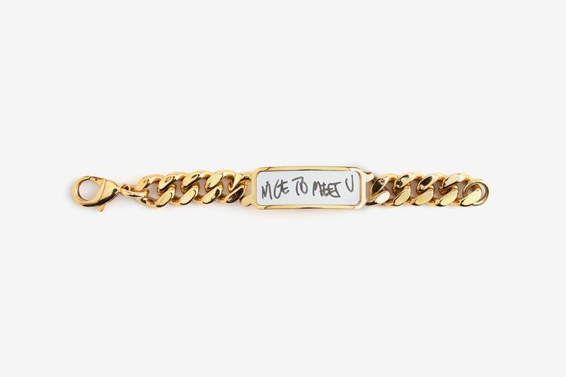 BiC D heygere Fall Winter 2020 Accessories Collection dry erase markers menswear womenswear streetwear unisex jewelry stephanie