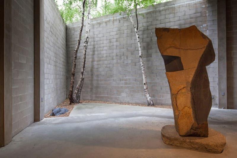 distance noguchi museum films nick knight garden videos