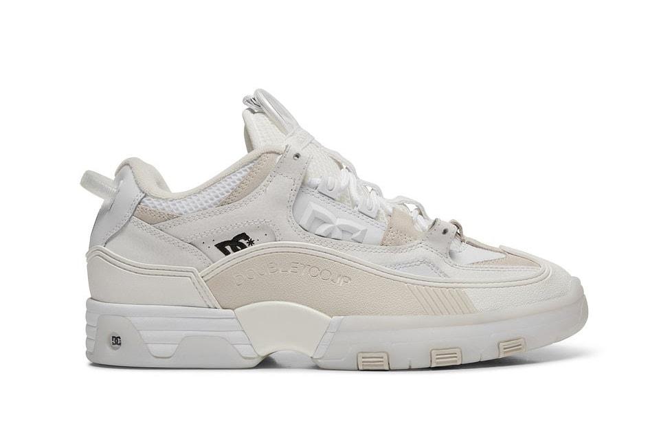 doublet x DC Shoes Hybrid Shoe Sneaker Collaboration Release Information First Closer Look Masayuki Ino Lynx OG Kalis OG Legacy OG Skateboarding Culture Japan