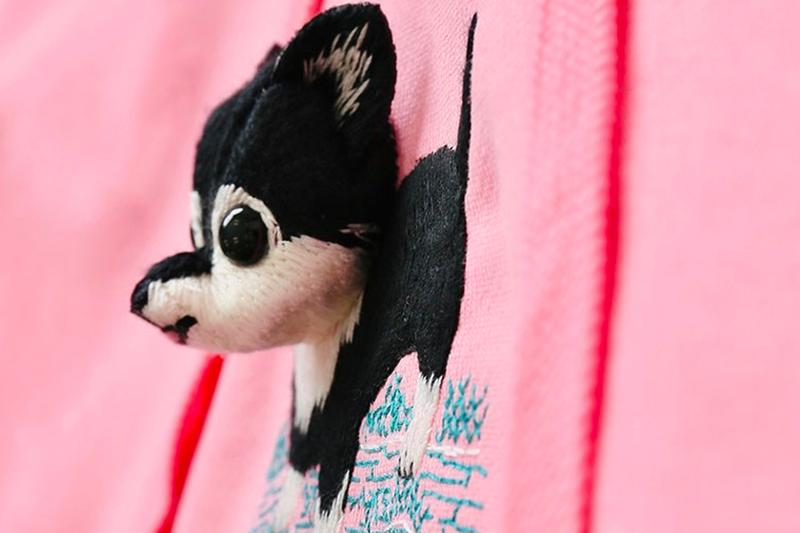doublet WISM 3D Chihuahua Hoodie menswear streetwear spring summer 2020 collection ss20 sweater