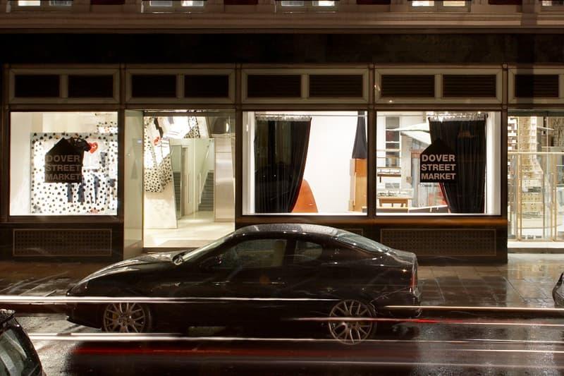 Dover Street Market New Concept Store 2021 Adrian Joffe Rei Kawakubo