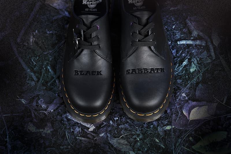 black sabbath dr martens 1460 1461 release information paranoid 50h anniversary release information ozzy osbourne