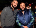 Drake Gifts DJ Khaled With Iced-Out Owl and Lion Chain