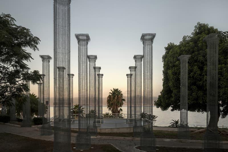 edoardo tresoldi opera installation