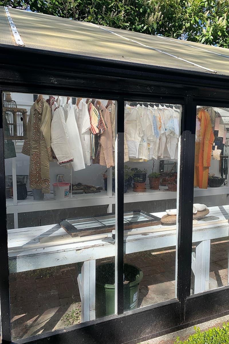 emily adams bode lockdown studio vancouver island british columbia canada details greenhouse fall winter 18 20 online web store