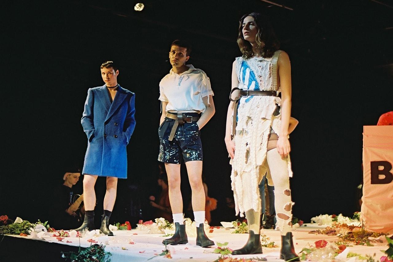 Fashion East Lulu Kennedy London Fashion Week Craig Green Astrid Andersen Sibling Kim Jones Rottingdean Bazaar Charles Jeffrey Nasir Mazhar Martine Rose Art School