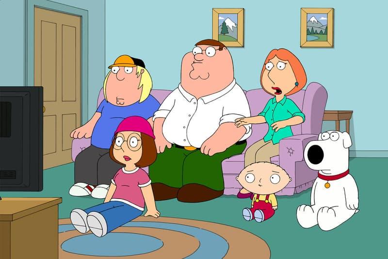 fox animation family guy bobs burgers cartoon entertainment two seasons renewed renewal