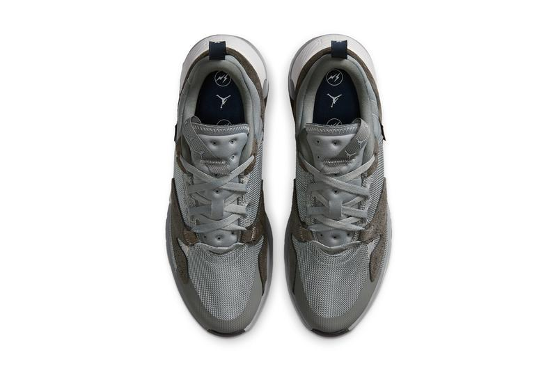 fragment design jordan brand air cadence sp hiroshi fujiwara grey DA3655 001 official release date info photos price store list buying guide