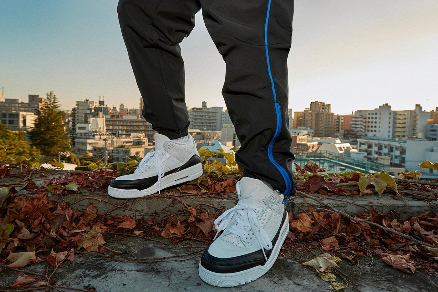 fragment design Jordan Brand Collection Lookbook Release Info Air Jordan 3 35 Cadence Date Buy Price