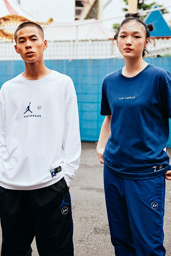 fragment design Jordan Brand Fall Winter 2020 Capsule collection menswear streetwear footwear shoes trainers runners sneakers