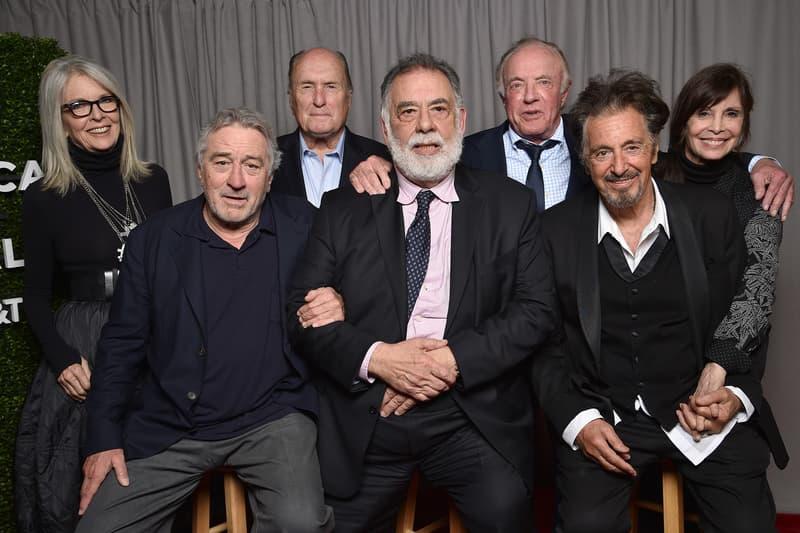 Francis Ford Coppola Announces New Cut of The Godfather III Re-Cut Academy Awards Sofia Al Pacino Mario Puzo Italy Italian American Mob Movie Cinema