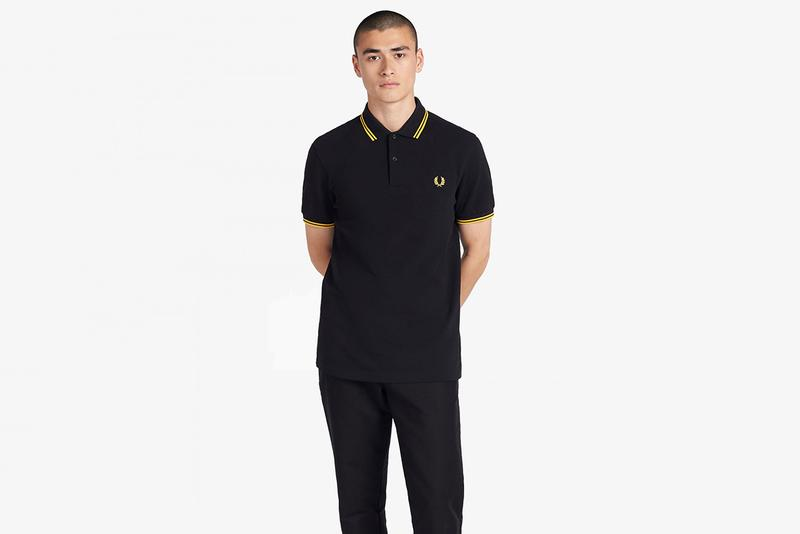 Fred Perry proud boys gavin mcinnes vice far right alt neo fascist racist statement polo shirt stop sales pulled details