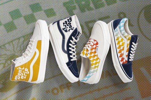 Free & Easy and Vault by Vans Link up for California-Centric Footwear Collection