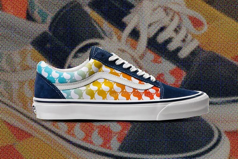 free and easy vault by vans sk8 hi old skool era navy white tan yellow orange don't trip official release date info photos price store list buying guide