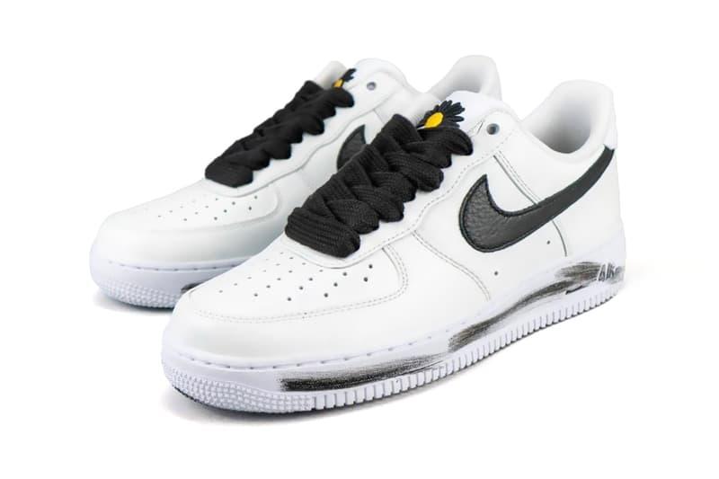G-Dragon PEACEMINUSONE Nike Air Force 1 '07 Para-Noise 2.0 Release Date DD3223-100