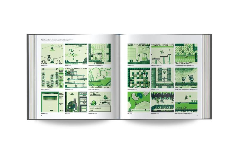 Bitmap Books Game Boy The Box Art Collection cover title vintage retro tome 372 screenshot review gameplay gold silver standard