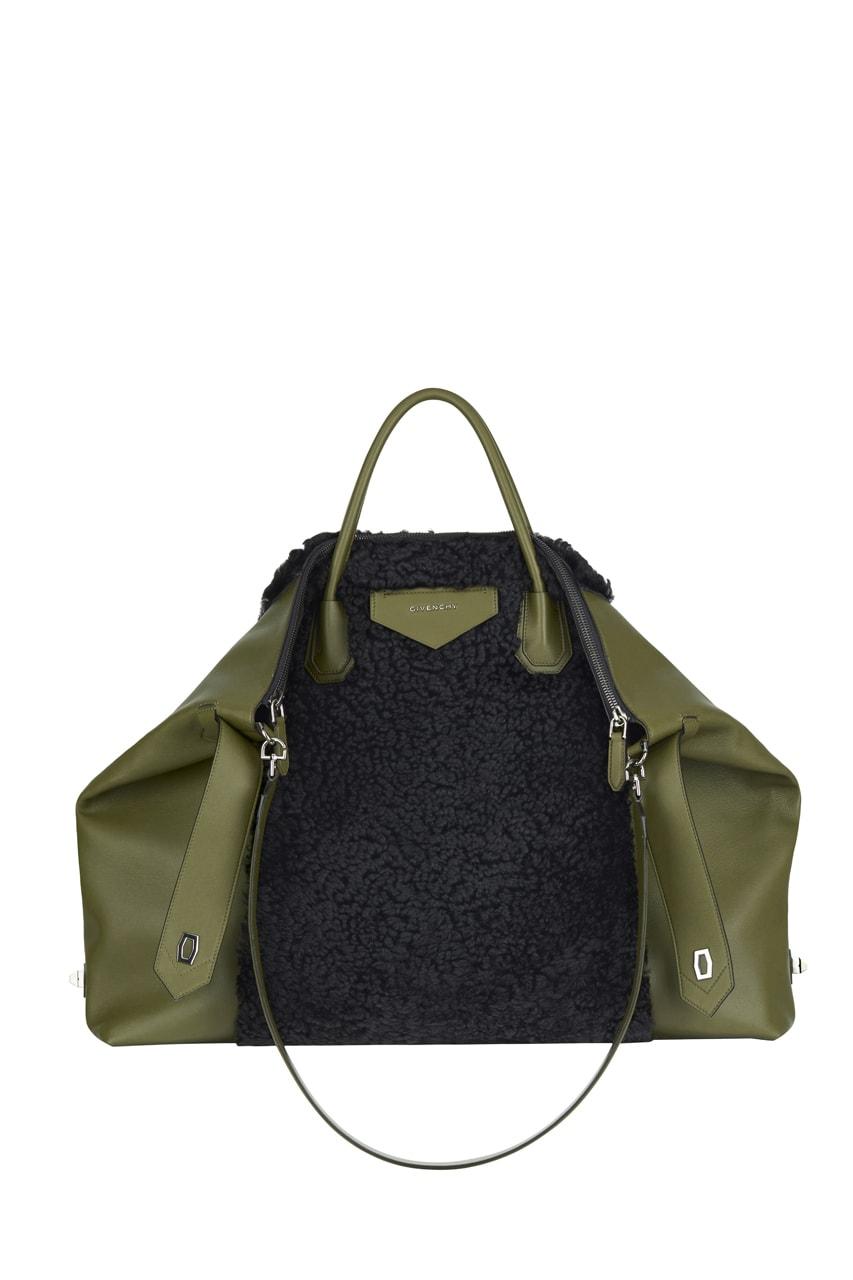 Givenchy Antigona Soft Handbag for Men Fall 2020 colorways release date price lookbook runway claire waight keller matthew m williams fw20 winter genderless
