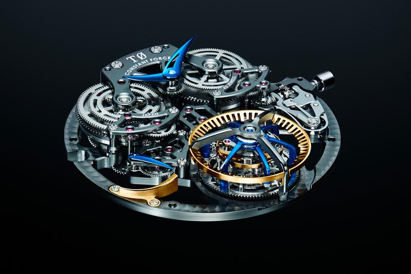 Grand Seiko T0 Concept Constant-Force Tourbillon  watchmaking japanese complication accuracy Seiko
