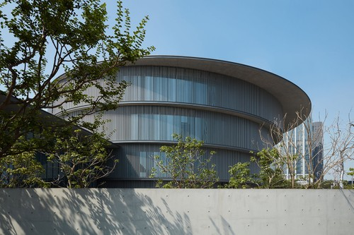 The He Art Museum Will Open Its Doors in October