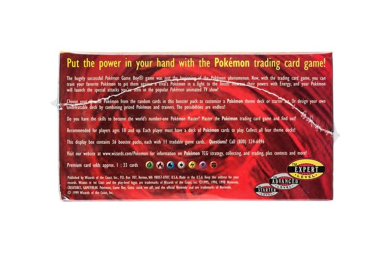 Pokémon 1999 First-Edition Box Set Auction Record  Wizards of the Coast pikachu Charizard Blastoise Venusaur  Heritage Auctions