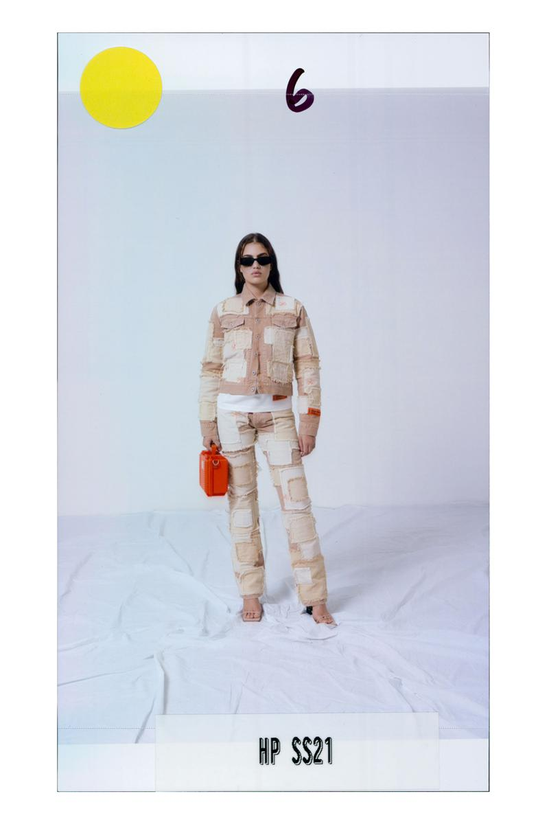 Heron Preston Spring/Summer 2021 Collection lookbook ss21 interview menswear womenswear
