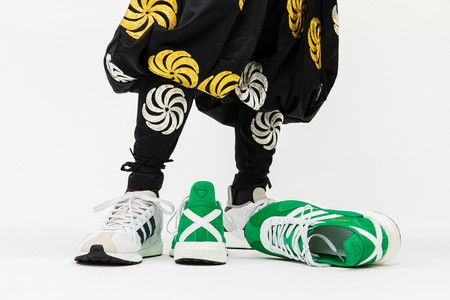 HUMAN MADE and adidas Originals Look to Archives for New Tokio Solar HM