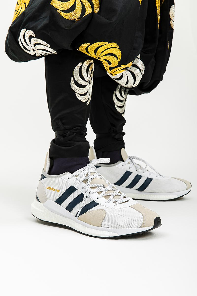 HUMAN MADE x adidas Originals Tokio Solar HM UNOFCL Stan Smith Velcro Strap HBX Release Information First Closer Look Drop Date Sneakers Footwear Shoe Collaboration NIGO