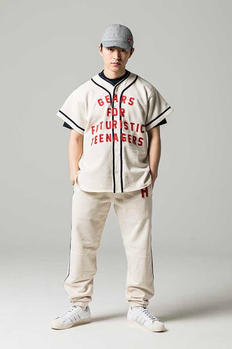 HUMAN MADE Fall Winter 2020 Lookbook menswear streetwear fw20 jackets shirts pants trousers t shirts accessories bags pillows varsity ivy americana nigo