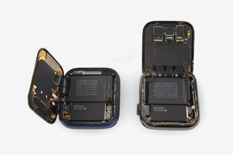 iFixit Dissect Apple Watch Series 6 six watches accessories tech digital timepiece wristwatch ios update hardware