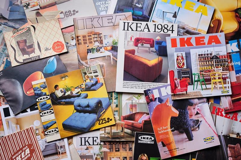 ikea digital catalogue archive online 1951 first interior design vintage furniture fashion styles information