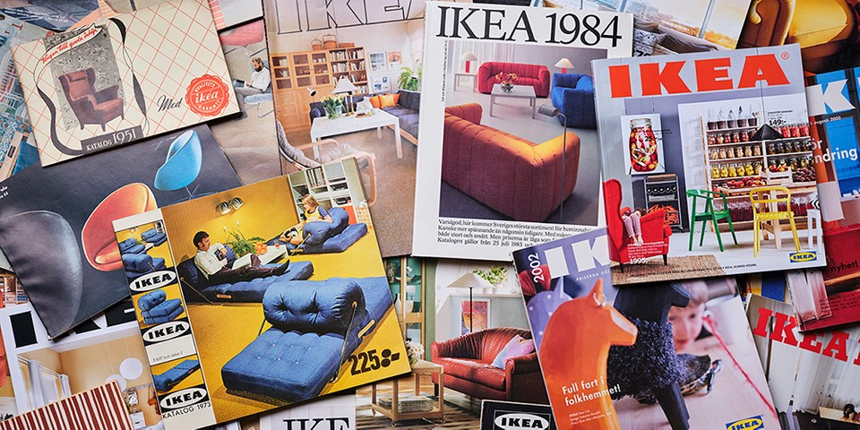 Ikea Launches Digital Catalogue Archive Hypebeast